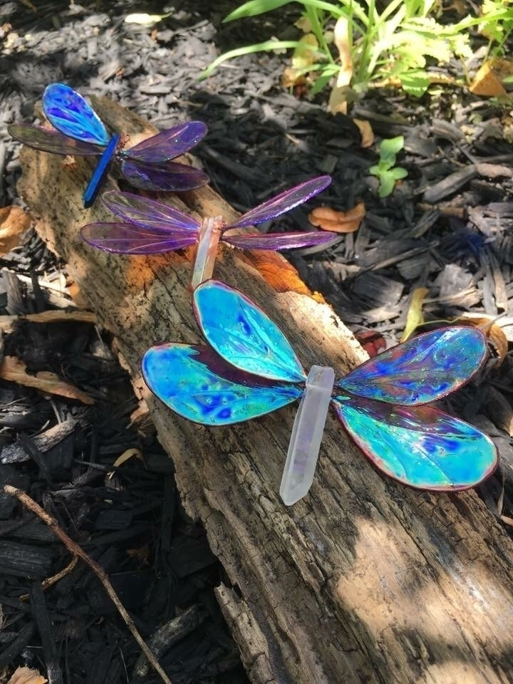 Summery dragonflies! Customize  - faerieblessings | ello