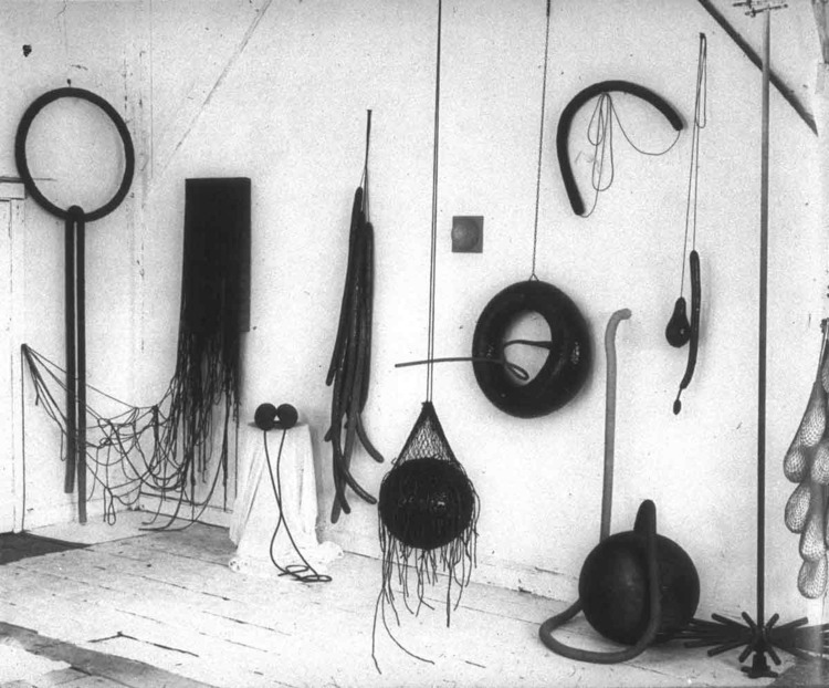 Photograph Eva studio, 1966 - sculpture - modernism_is_crap | ello