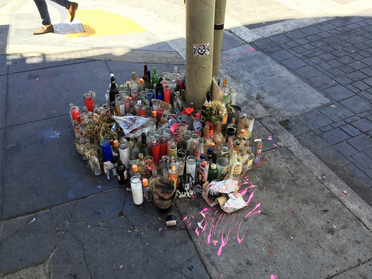 shrine, killing, SanFrancisco - hatun | ello