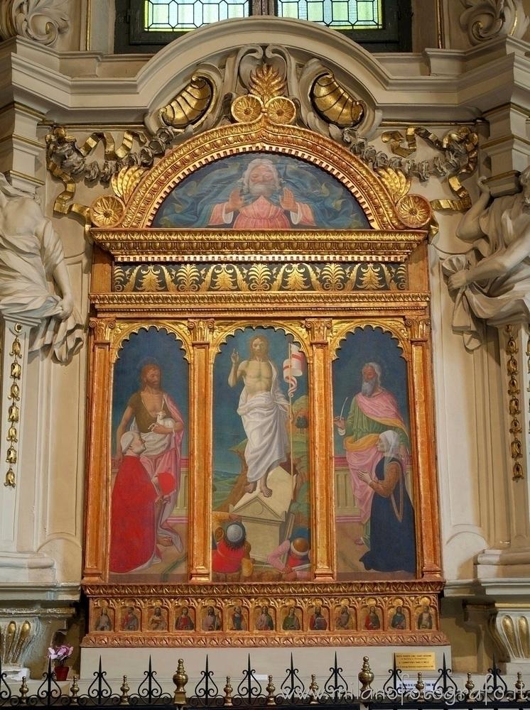 Milan (Italy): Triptych Resurre - milanofotografo | ello