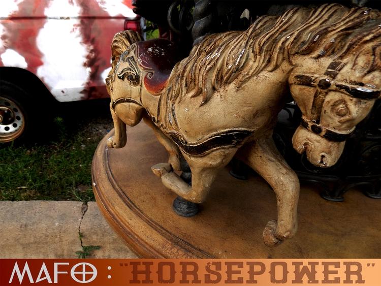 Horsepower — MAFO truck, painte - mafo | ello