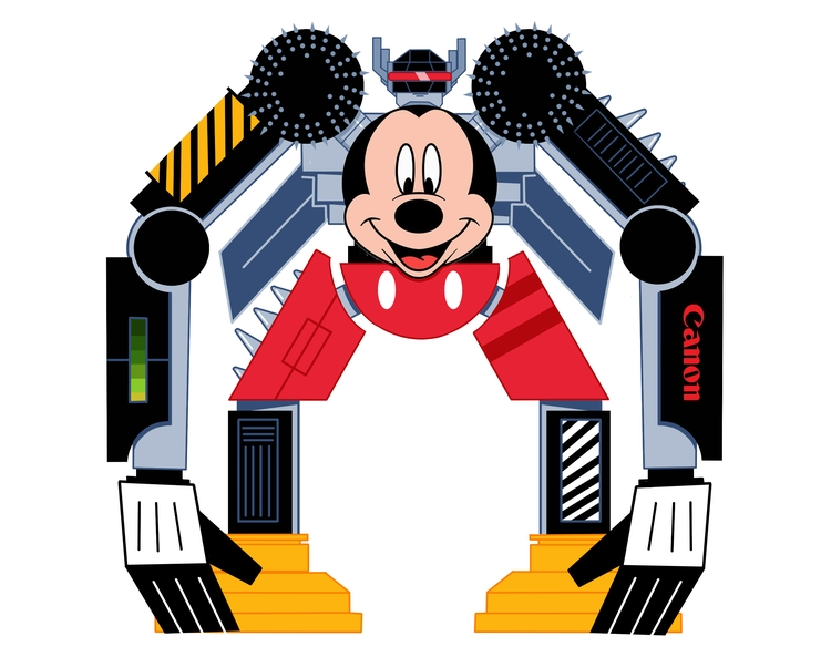 Mickey bot - mikedriver | ello