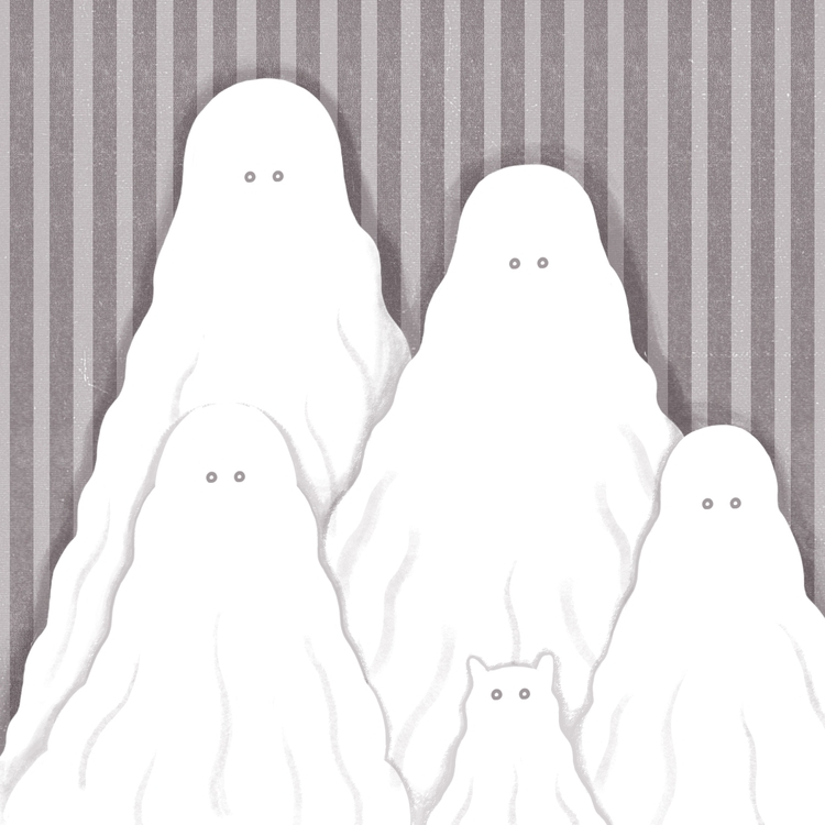 Everyones related ghost - mikedriver | ello