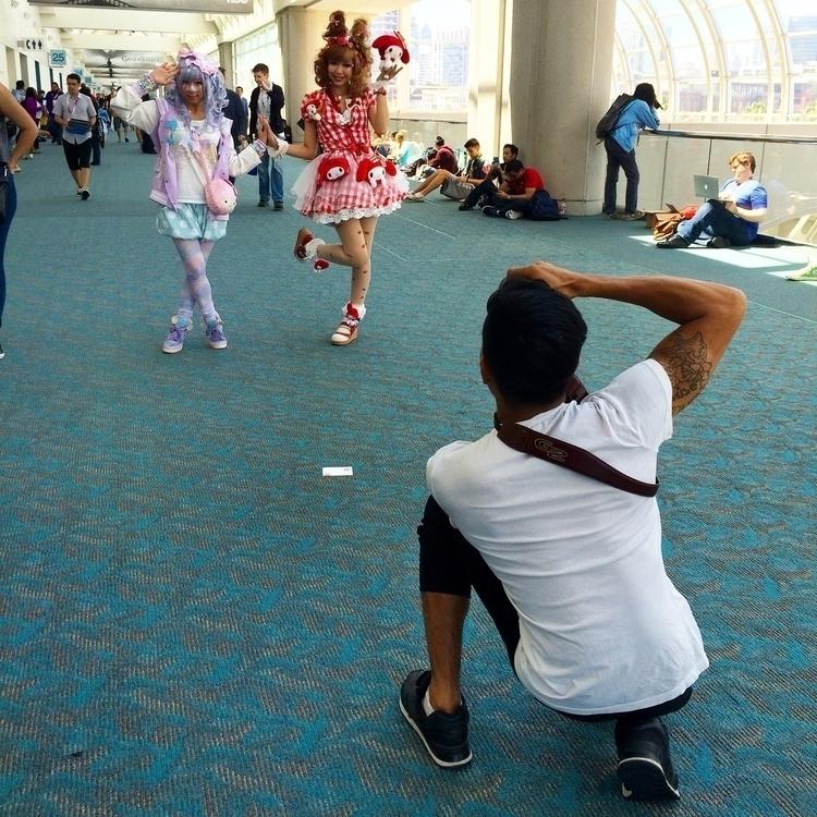 San Diego Comic Con, CA - photography - nicomartinez | ello