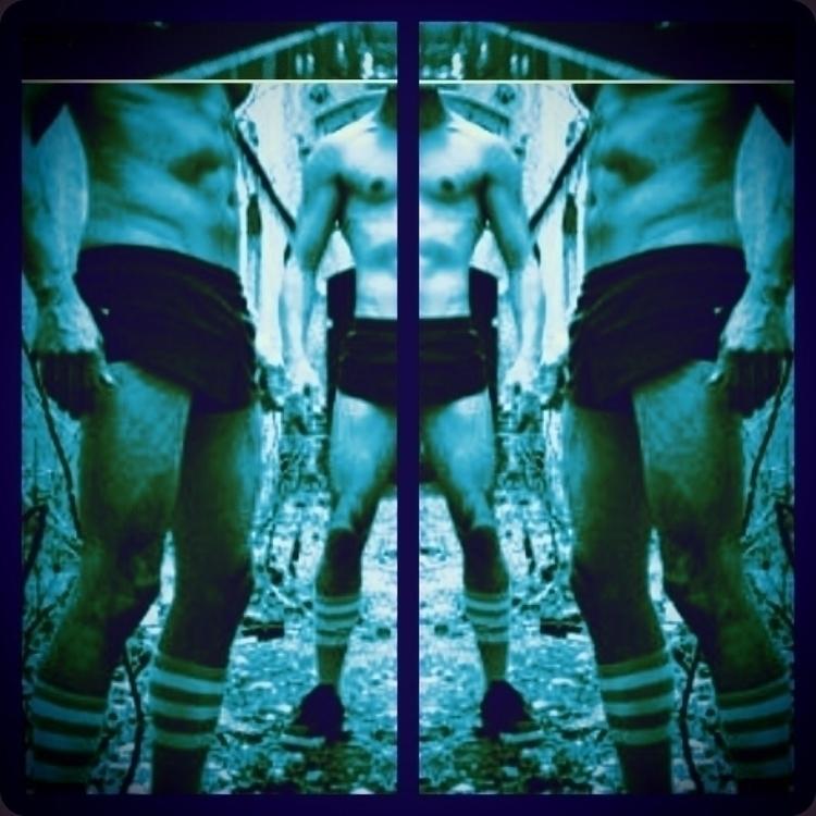 beefcake, collage, allthegays - nicomartinez | ello