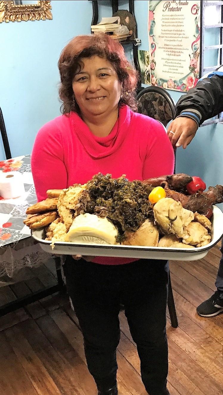 Guinea Pig Dinner Qosqo - hatun | ello