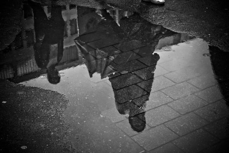 mirror dimly, face face. part;  - daveandmia | ello