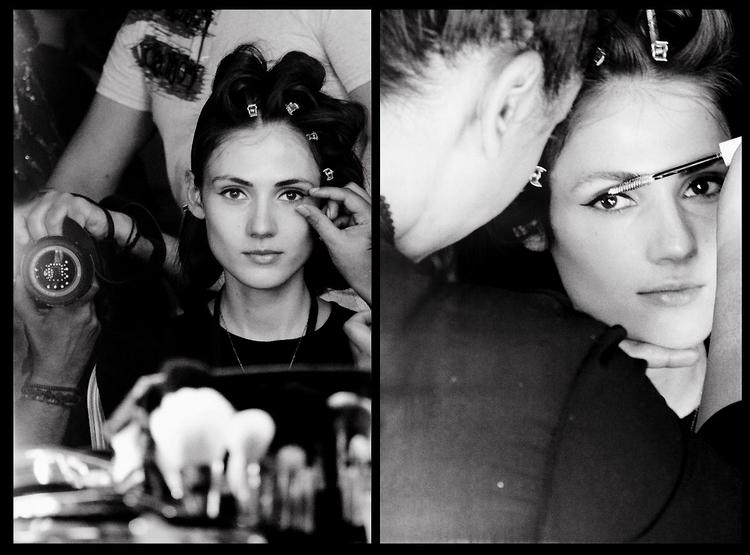 mirror  - photography, fashion, backstage - fashionsnap | ello