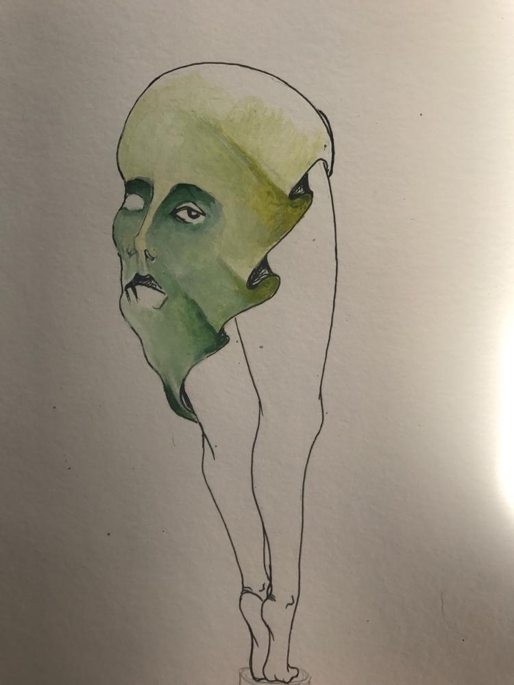 Finish  - illustration - sarjon_art | ello