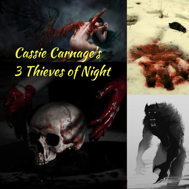 3 Thieves Night part 5, weird w - cassiecarnage | ello