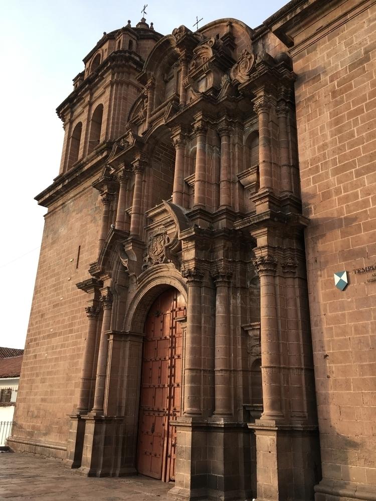 Cusco Peru Church - peru, Qosqo - hatun | ello