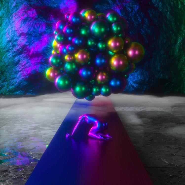 • Neon Slavery - cgi, octanerender - skeeva | ello