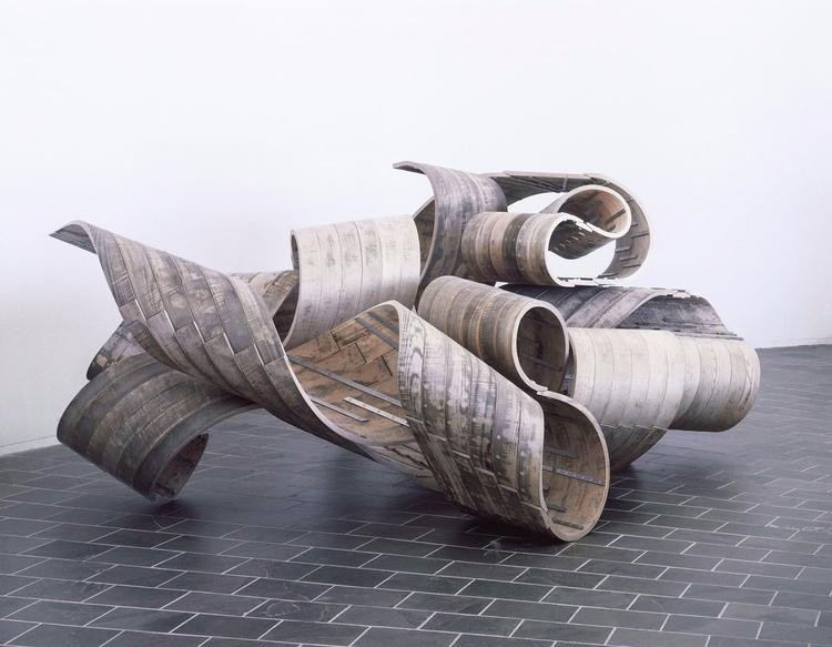 RICHARD DEACON - RICHARDDEACON, sculpture - sophiegunnol | ello