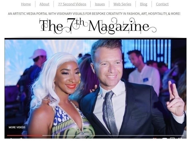 The7thMagazine, repostdxb, fashionista - 7sevenfold | ello