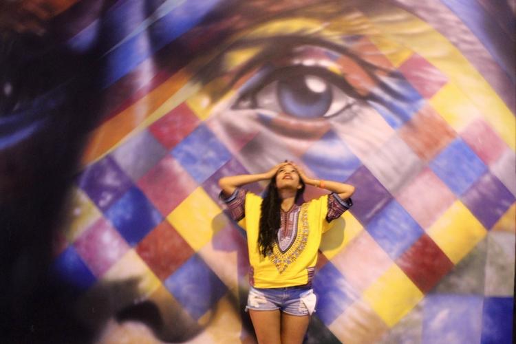 Milca, Miami - photography, portrait - heyferiel | ello