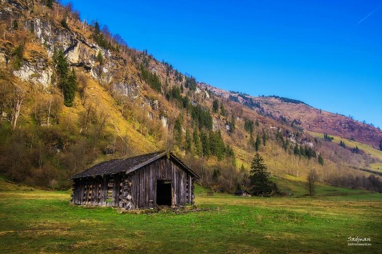 Alps breeze... Kaprun - Austria - sadmansk | ello