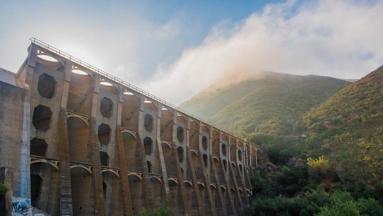 8.3.17 — Hodges Dam, CA + stree - musicbymire | ello