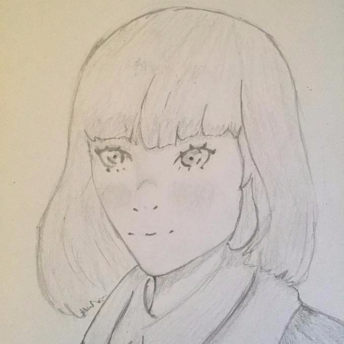 pencil sketching tonight, inspi - dyedart | ello