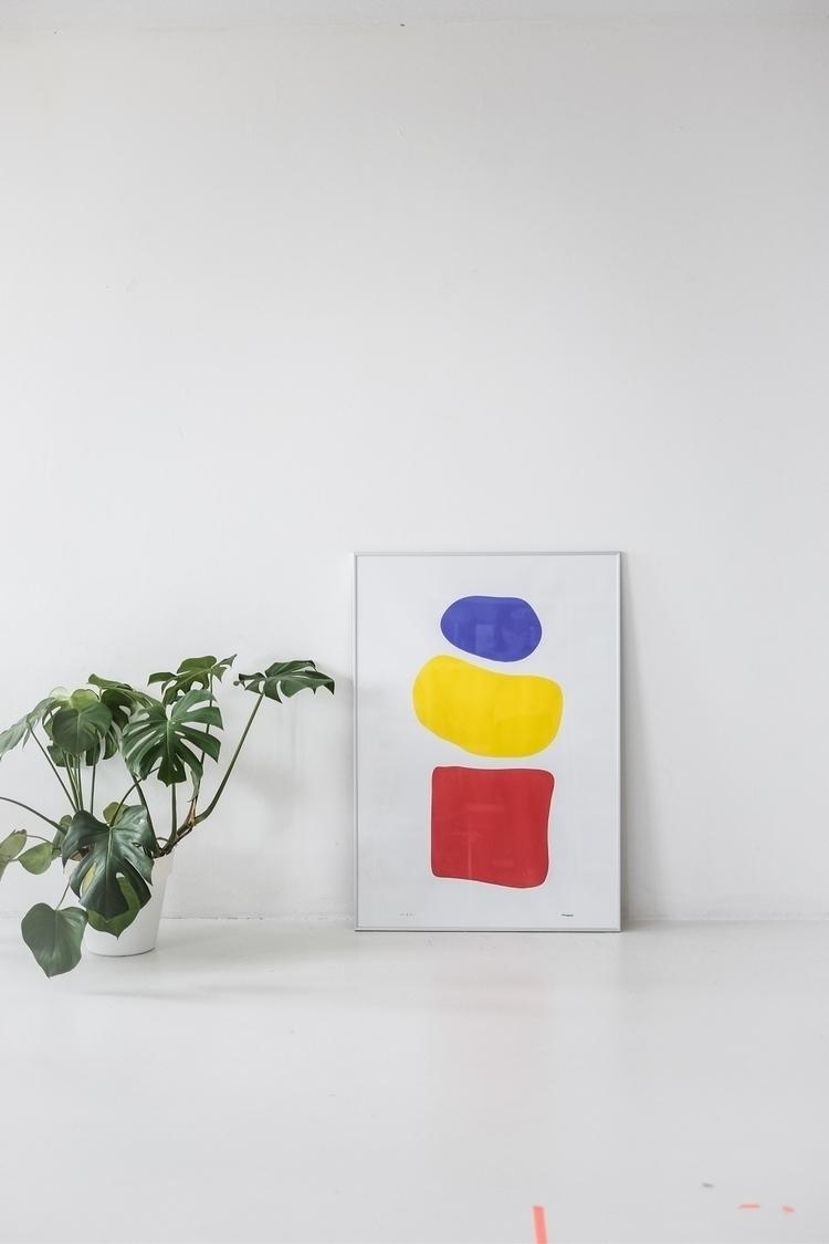 70x100cm Silscreened Prints - masipattern - enricamasi | ello
