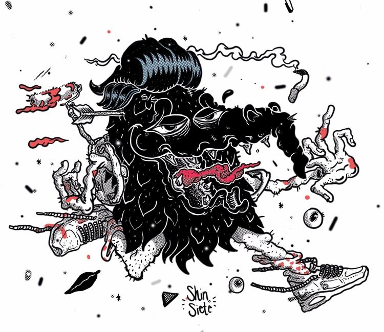 crow friend - shinsiete   ello