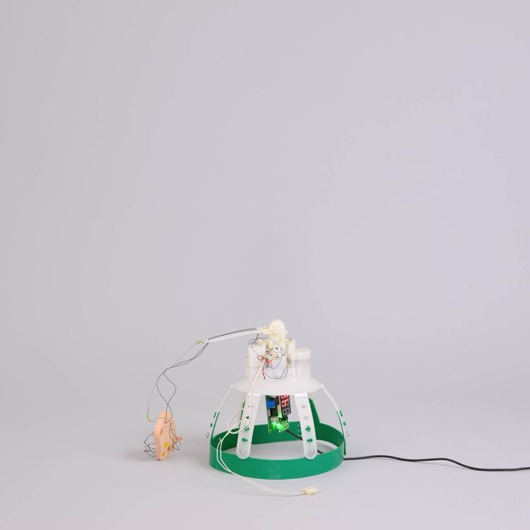 robot, kineticsculpture, product - abellenz   ello