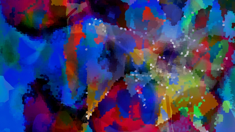 Light Scape digital painting Jo - jmbowers   ello