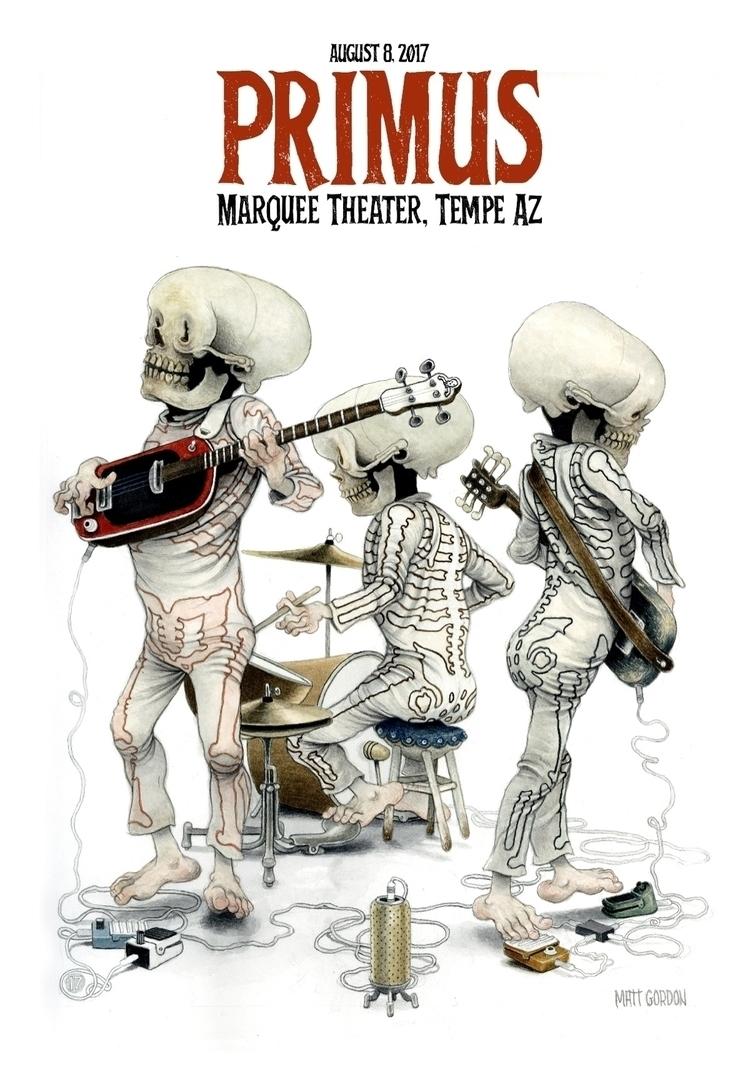 official poster show tonight Te - _mattgordon_   ello