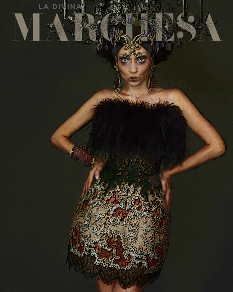 La Divina Marchesa Accessories  - petertjahjadi1 | ello