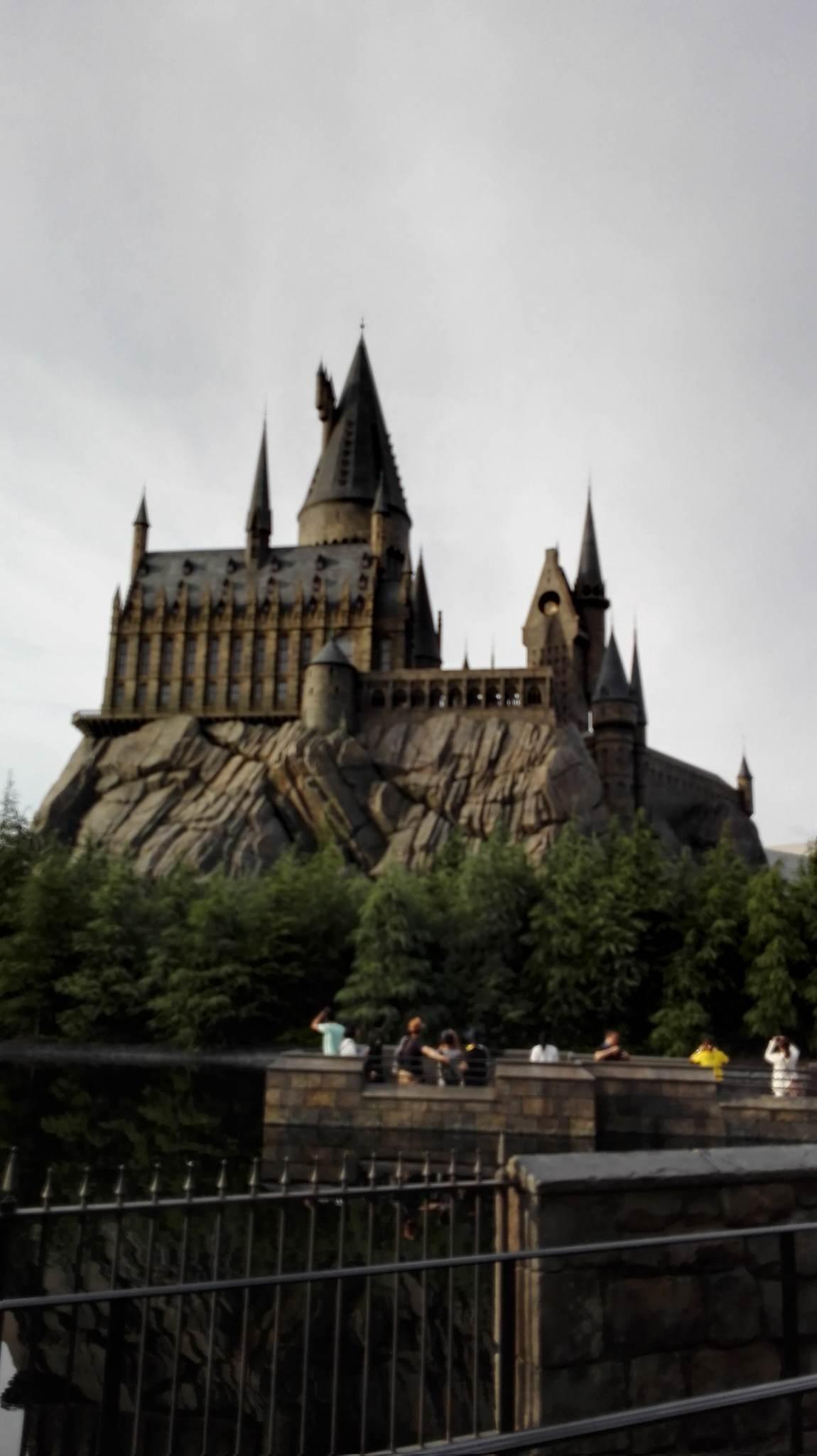 HogwartsCastle, HarryPotter, USJ - sanftekuss   ello