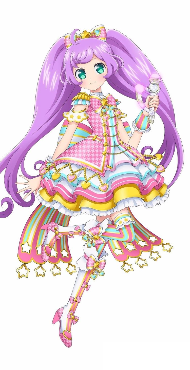 Manaka Raara Idol Time PriPara  - shingos | ello