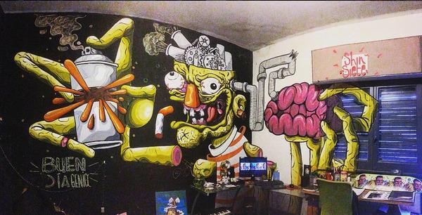 Wall art - shinsiete | ello