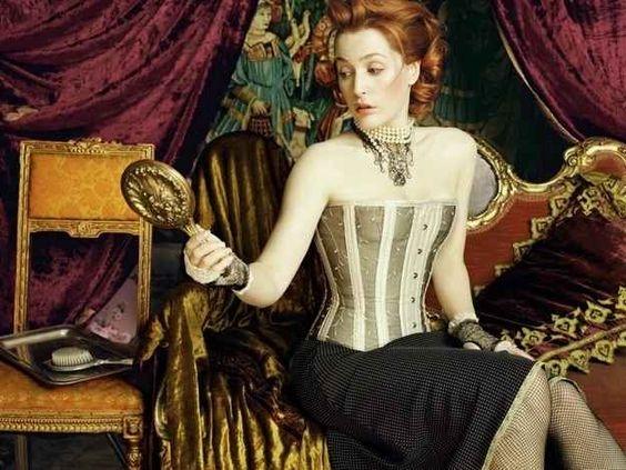 Happy Birthday, Gillian Anderso - veronicamarie | ello