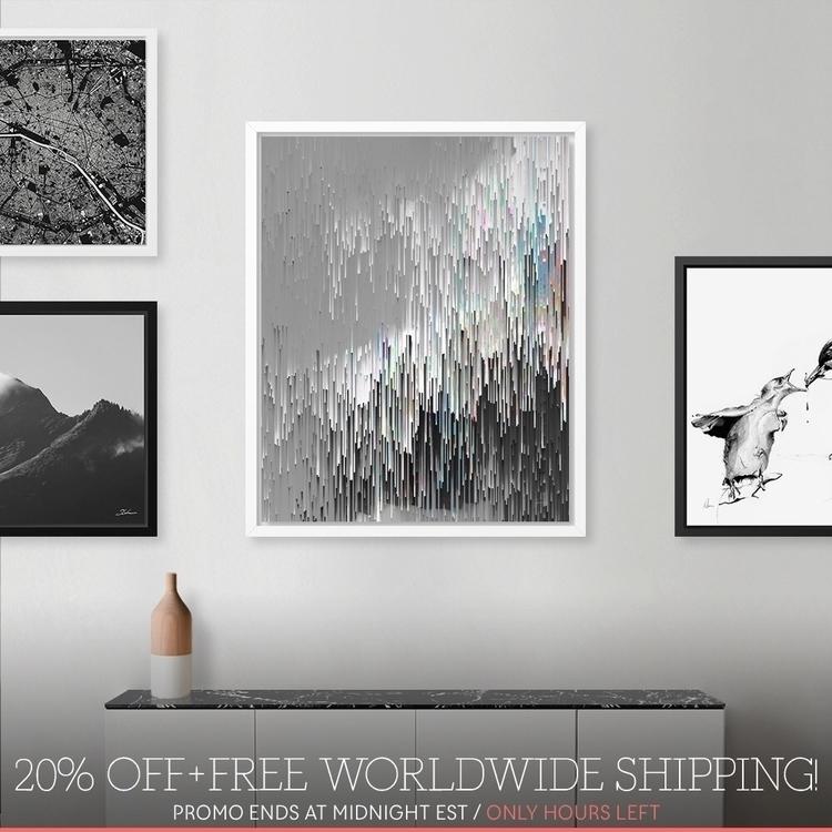 _Rainbow dust prints final sale - cgwarex | ello
