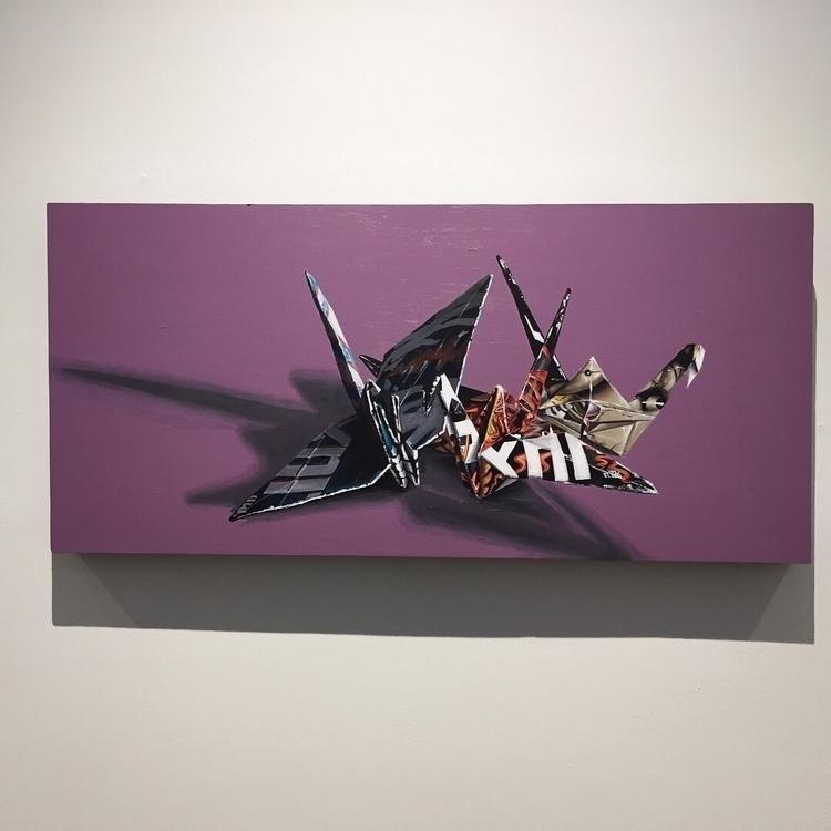 Boys Juxtapoz Deux acrylic wood - chrisbinghamart | ello