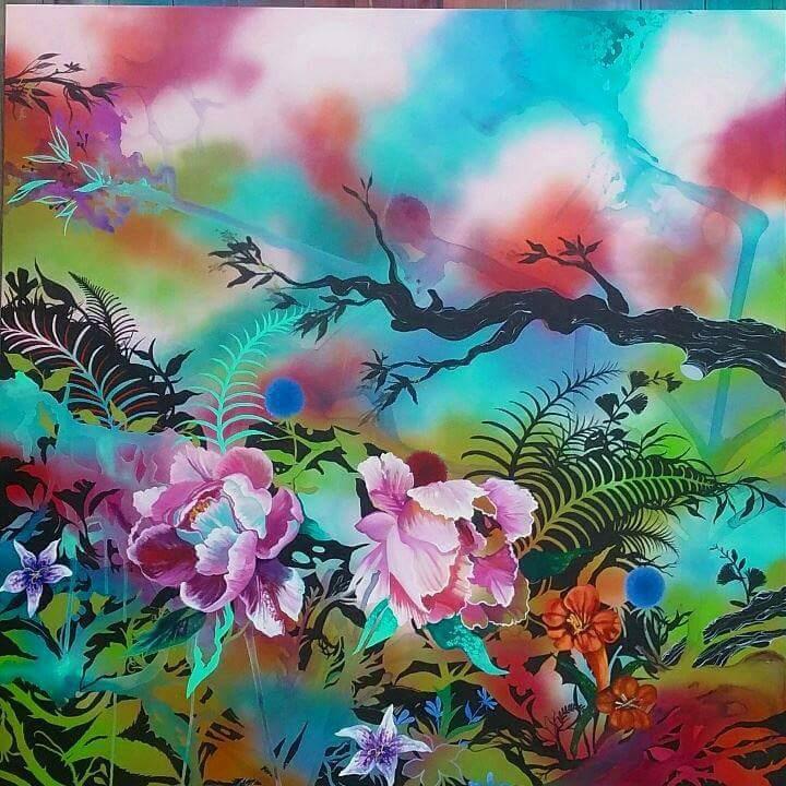 Youve Grown Artsy.net RO2 Art G - tigerbee | ello