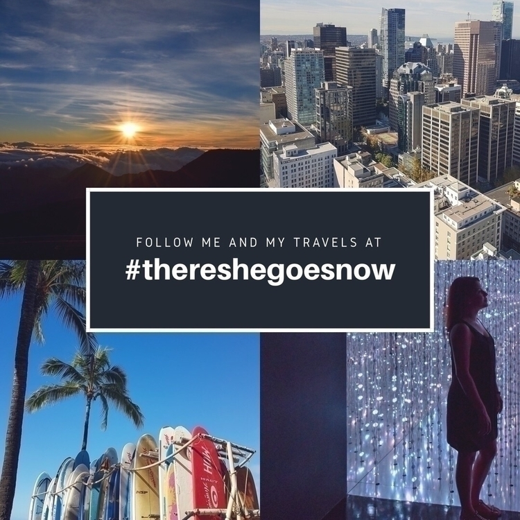 Ready Travel Insights Tips? soc - thereshegoesnow | ello