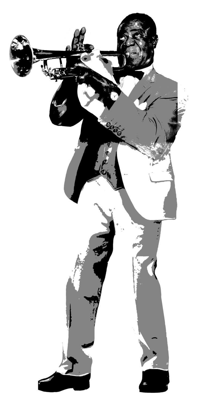 Dear Louis Armstrong - LouisArmstrong - felipecogumello | ello