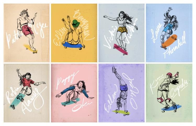 create illustrations paintings  - vivianshih | ello