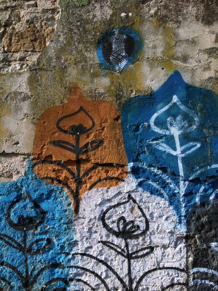 Graffiti. Photo Michele Paggett - michele-paggetta | ello