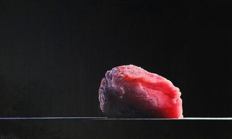 FILLET PIECE 2, 2014, 60 × 100  - christopheberle | ello