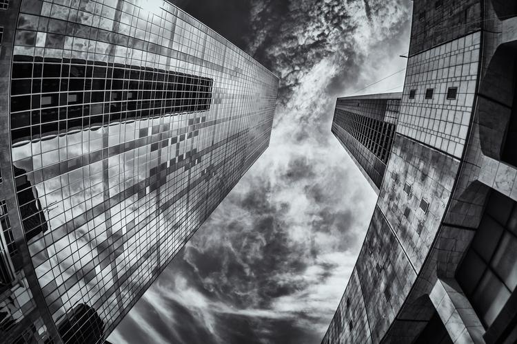 Scraping Sky Downtown Dallas' R - mattgharvey | ello