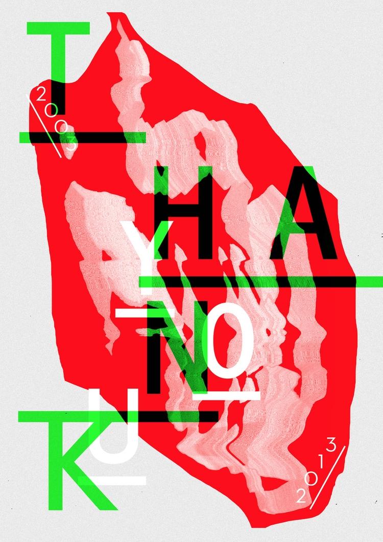 TBT :) poster designed 2013 Gra - jeromebizien | ello