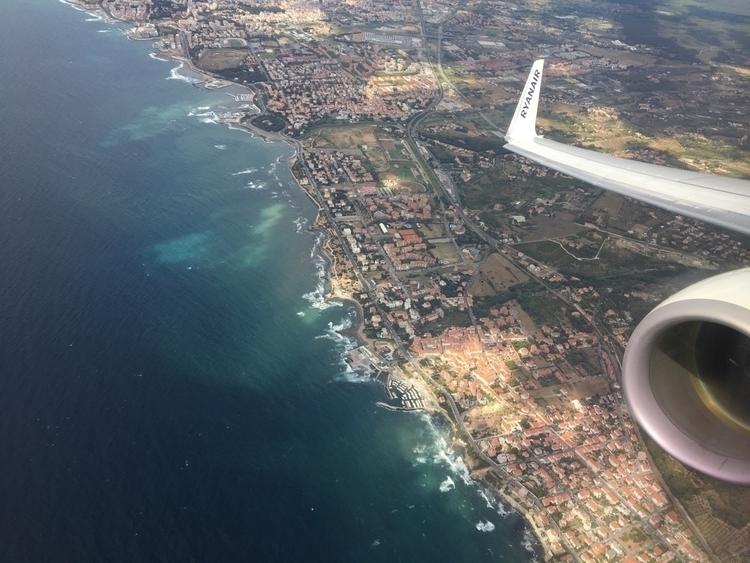 Buongiorno! Arrived Aeroporto d - rowiro | ello