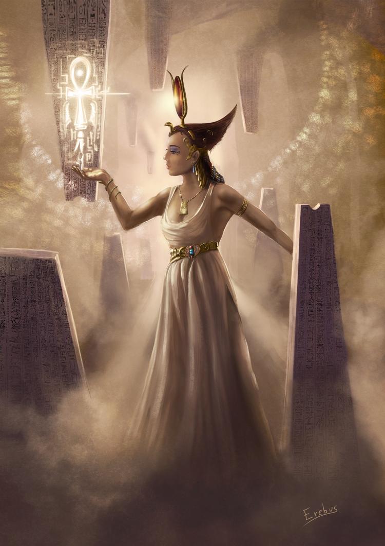 portray myths ancient religions - erebus-1214 | ello