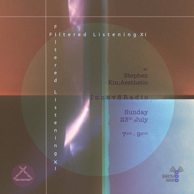 Filtered Listening 11: Stephen  - kin-aesthetic-recordings | ello