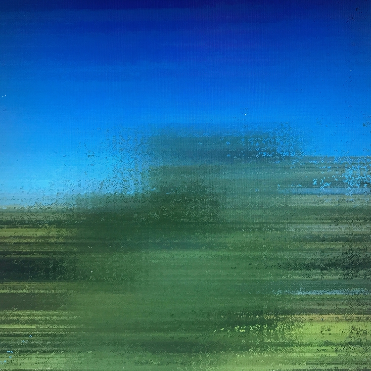 glitch, glitchart, abstract - rdklinc | ello