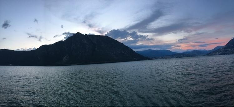 Short stop Lake Lugano - rowiro | ello