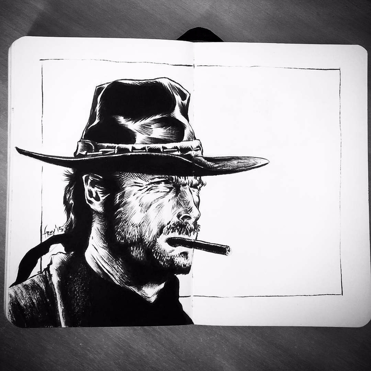 Man Trilogy / Pistoleiro sem no - leonardofrey   ello