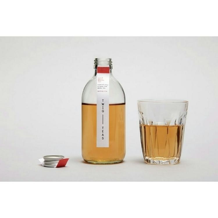 Twig Teas Branding Studio Thoma - mauudhi | ello