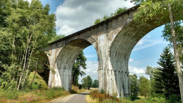 Bridge vennbahn Belgium. easy G - woodbass   ello